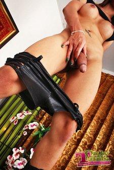 Big cock asian shemale beauty Anitaonlytgirls com anita 1-003